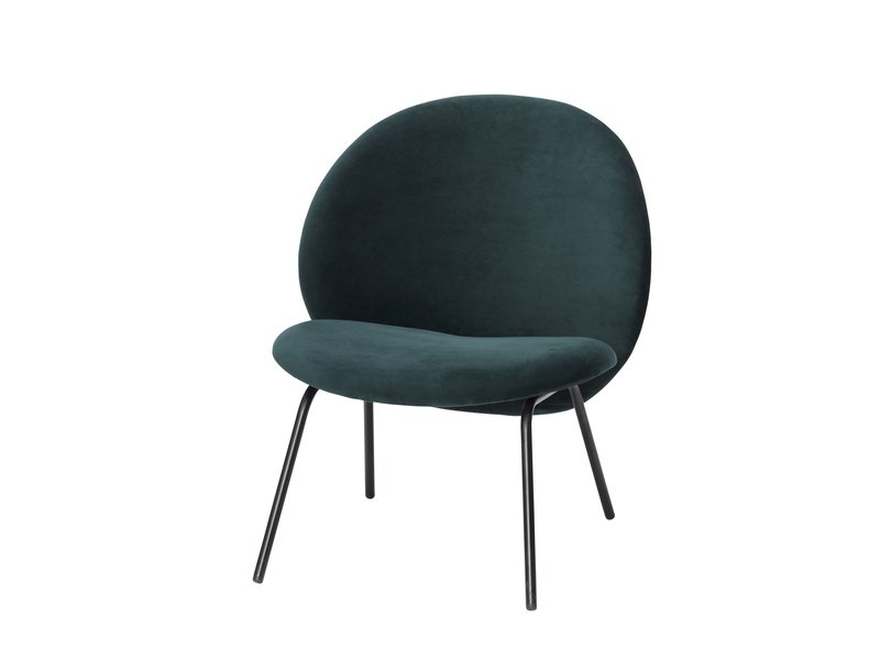 Recent Lounge Chairs With Metal Leg Inside Lounge Chair With Metal Legs – Green (View 6 of 30)