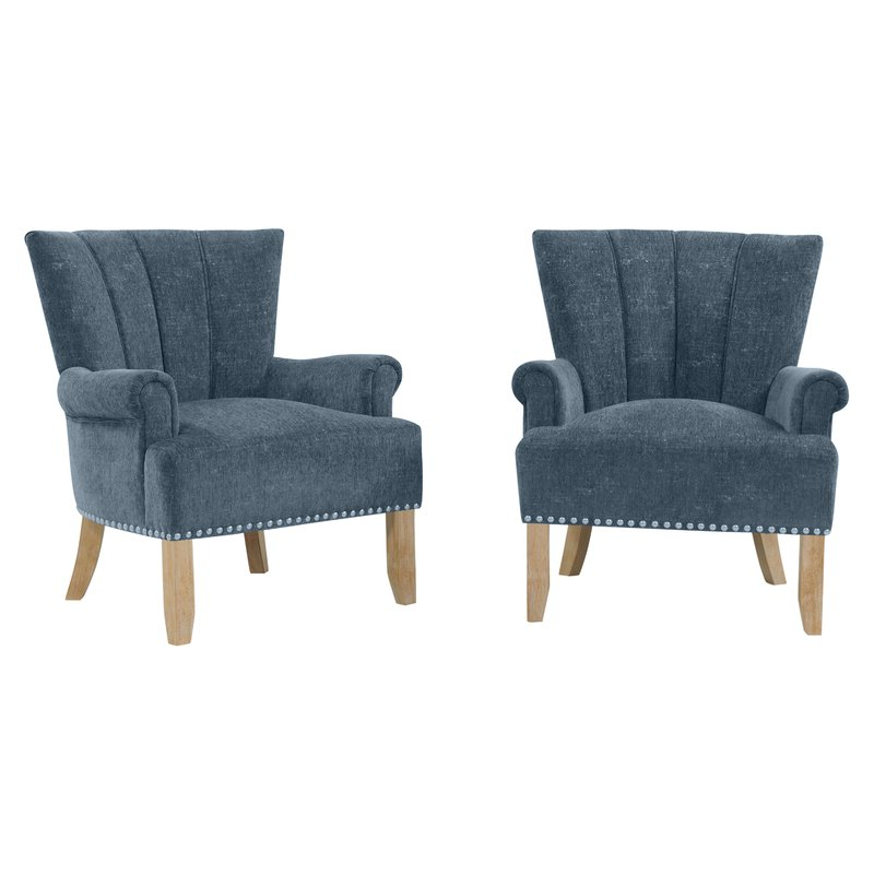 Recent Lyric Armchair Inside Hanner Polyester Armchairs (View 21 of 30)
