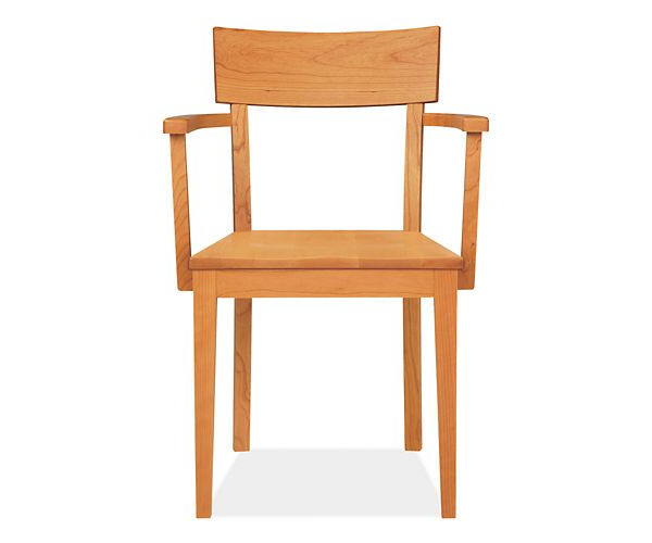 Recent Riverside Drive Barrel Chair And Ottoman Sets Pertaining To Doyle Chairs With Wood Seat – Modern Dining Chairs – Modern (View 25 of 30)