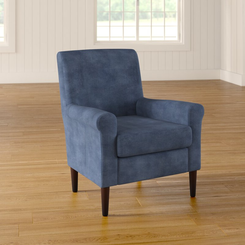 """Recent Ronald Polyester Blend Armchairs With Regard To Ronald 28"""" W Polyester Blend Armchair (View 2 of 30)"""