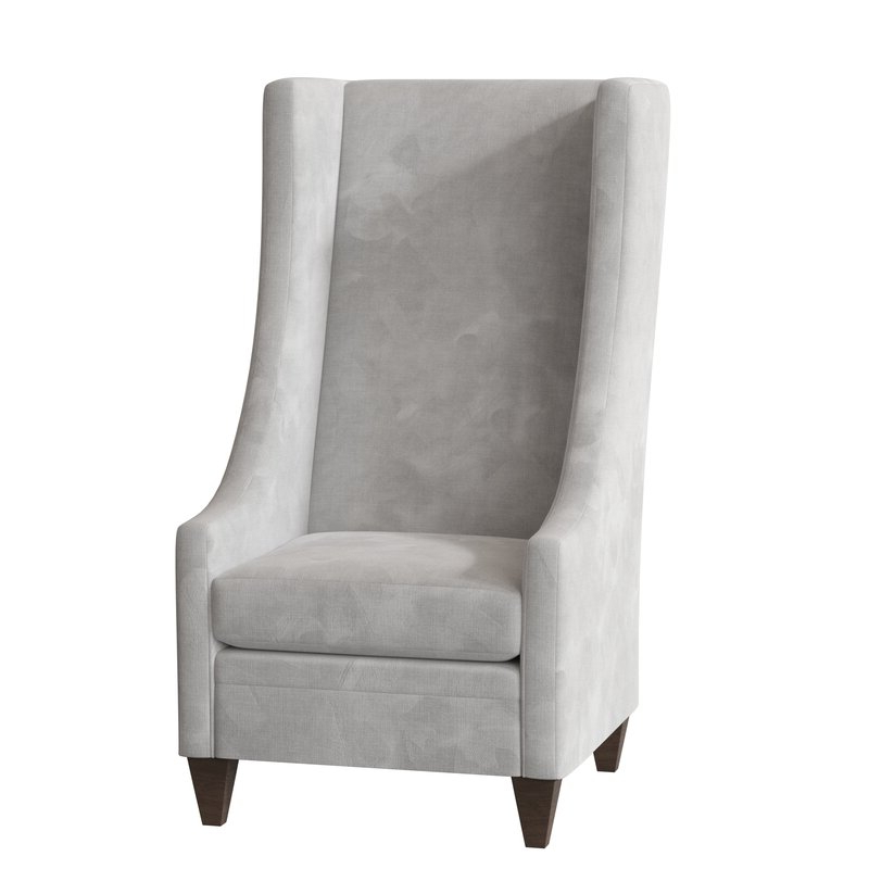 Recent Saige Wingback Chairs Intended For Saige Wingback Chair (View 5 of 30)
