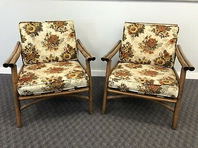Riverside Drive Barrel Chair And Ottoman Sets Throughout Preferred Post 1950 – Vintage 60's – Vatican (View 22 of 30)