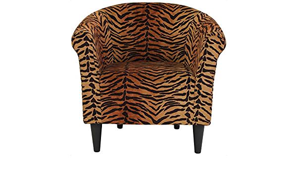 Ronda Barrel Chair: Amazon (View 10 of 30)