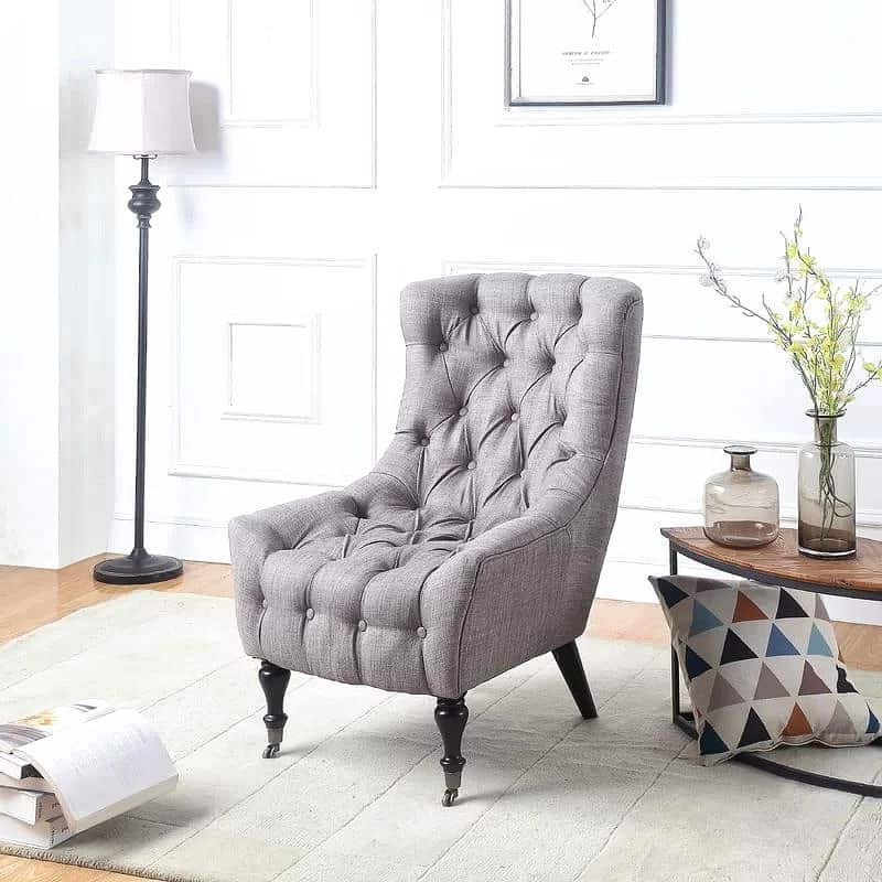 Saige Wingback Chairs Inside Well Known 21 Top Wingback Chair List (View 22 of 30)