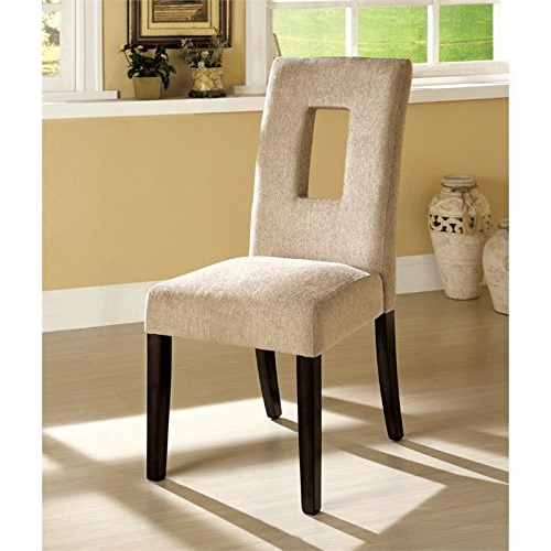 Shop Homes: Inside + Out Accent Chairs On Dailymail Pertaining To Most Up To Date Harland Modern Armless Slipper Chairs (View 11 of 30)