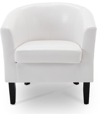 Shop The World's Intended For Most Recently Released Munson Linen Barrel Chairs (View 8 of 30)