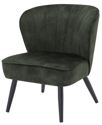 Shop The World's Largest Collection Of Within Preferred Easterling Velvet Slipper Chairs (View 7 of 30)