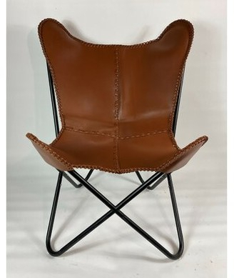 Shop The World's Largest Collection Regarding Broadus Genuine Leather Suede Side Chairs (View 16 of 30)