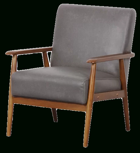 Steel, Polyester Blend With Regard To Most Current Polyester Blend Armchairs (View 25 of 30)