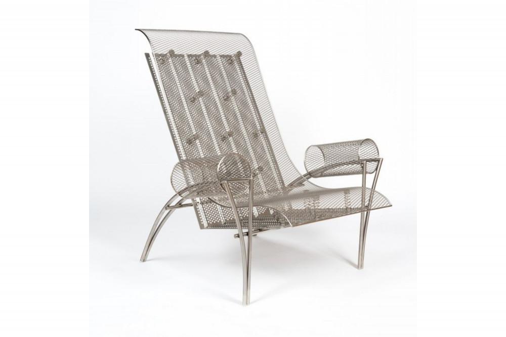 Suki Armchairs With Regard To Favorite Toyo Ito Suki Armchair (View 7 of 30)