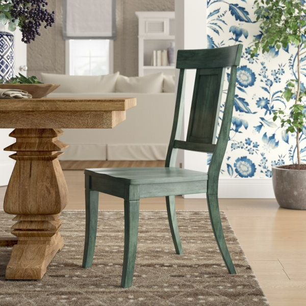 Sweetwater Wingback Chairs Within Fashionable Dark Sea Green Dining Chairs (View 24 of 30)