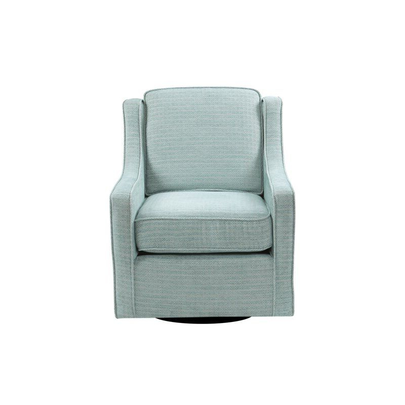 Swivel Armchair, Armchair In Vineland Polyester Swivel Armchairs (View 3 of 30)
