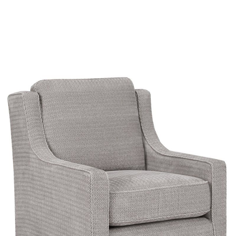 Swivel Armchair, Armchair Pertaining To 2019 Vineland Polyester Swivel Armchairs (View 9 of 30)