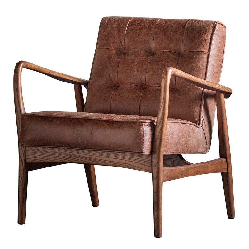 Travis Armchair (View 5 of 30)
