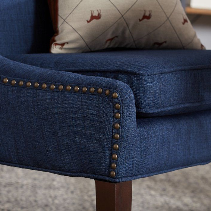 Trendy Andover Wingback Chairs In Andover Wingback Chair (View 17 of 30)
