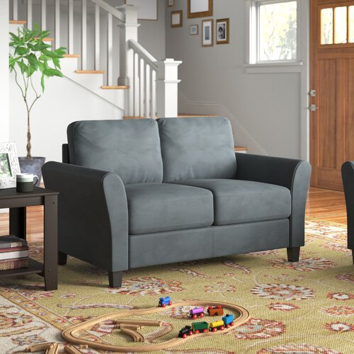 Trendy Annegret Faux Leather Barrel Chair And Ottoman Sets Intended For Caprisha Chaise Lounge (View 27 of 30)
