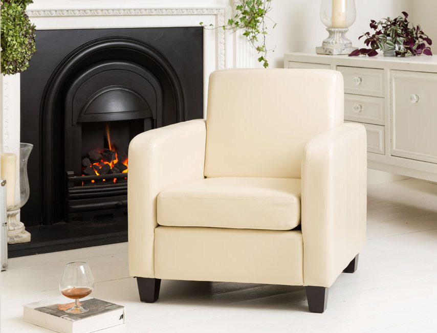 Trendy Dorcaster Barrel Chairs In Dorchester Armchair Cream (View 16 of 30)