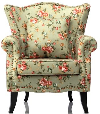 Trendy Ebron Wingback Chair Regarding Saige Wingback Chairs (View 25 of 30)