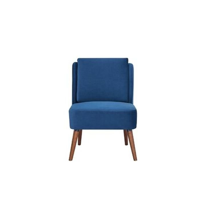 Trendy Harland Modern Armless Slipper Chairs With Regard To Freshour Slipper Chair – Wayfair (View 16 of 30)