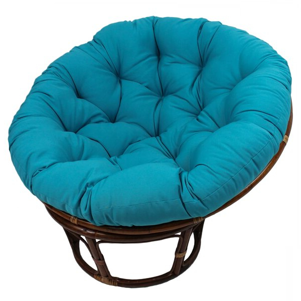 Trendy Renay Papasan Chairs Pertaining To Small Papasan Chair (View 5 of 30)