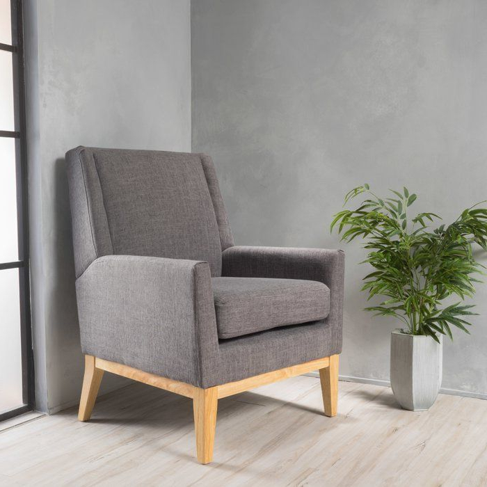 """Trendy Thierry 21"""" Armchair (View 6 of 30)"""