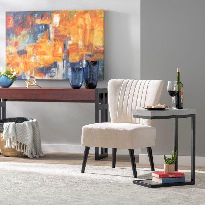 Trendy Trent Side Chairs With Best Rated Accent Chairs Under $ (View 26 of 30)