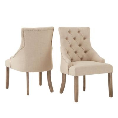 Tufted – Dining Chairs – Kitchen & Dining Room Furniture For Well Liked Erasmus Velvet Side Chairs (set Of 2) (View 19 of 30)