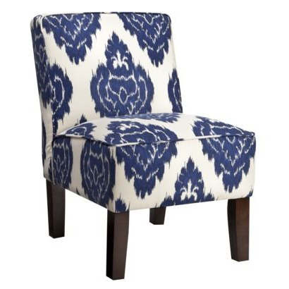Upholstered Chairs, Patterned Chair (View 28 of 30)