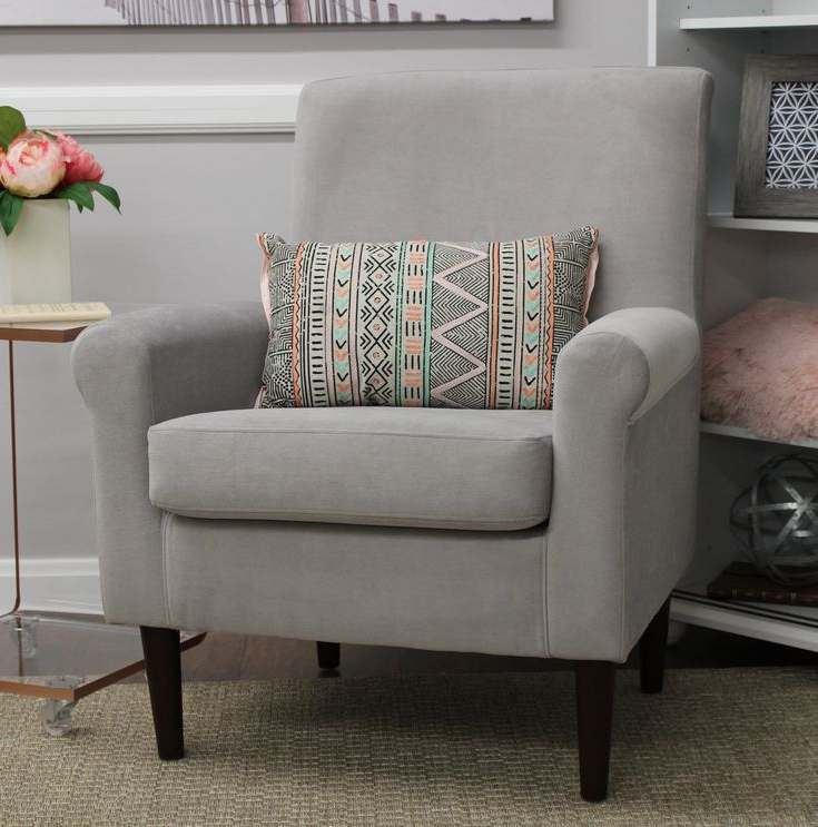 Upholstery Armchair (View 28 of 30)