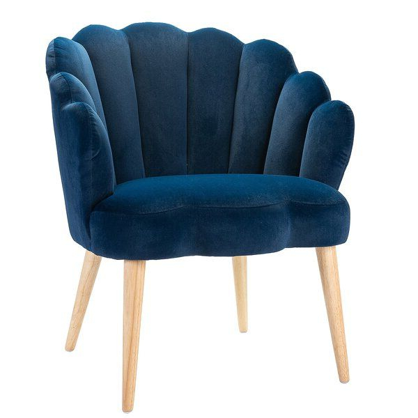 Velvet Armchair, Accent Chairs, Armchair Within Helder Armchairs (View 3 of 30)