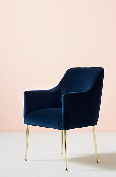 Velvet Elowen Armchair Within 2019 Borst Armchairs (View 19 of 30)