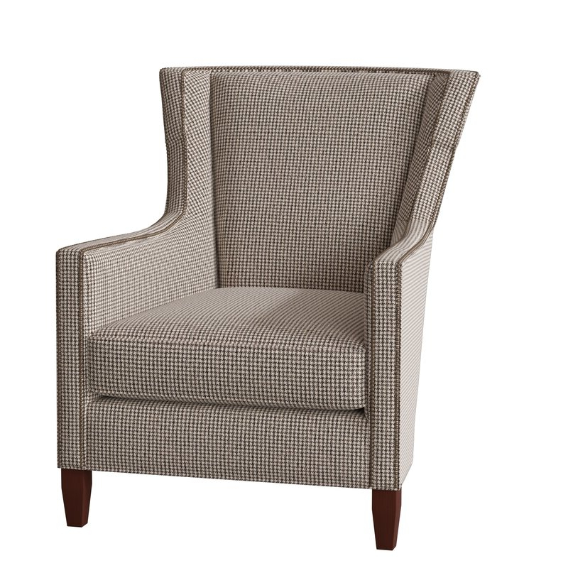 Verbena Wingback Chair In Preferred Sweetwater Wingback Chairs (View 9 of 30)