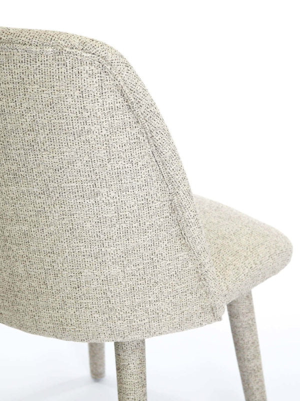 Victoria Chair – The Rug Collection Pertaining To Latest Chiles Linen Side Chairs (View 4 of 30)