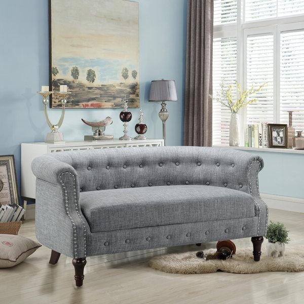 Victorian Sofas Regarding Recent Kjellfrid Chesterfield Chairs (View 8 of 30)