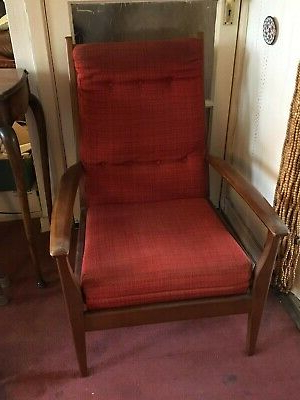 Vintage Cintique Chair With Refurbished Seat Pads – £ (View 29 of 30)