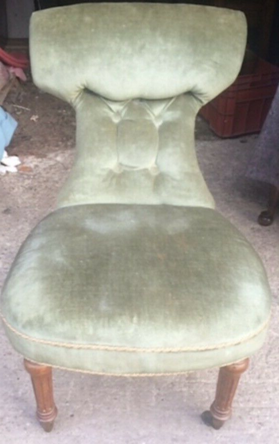 Wadhurst Slipper Chairs Regarding Recent Bedroom Chair (View 18 of 30)
