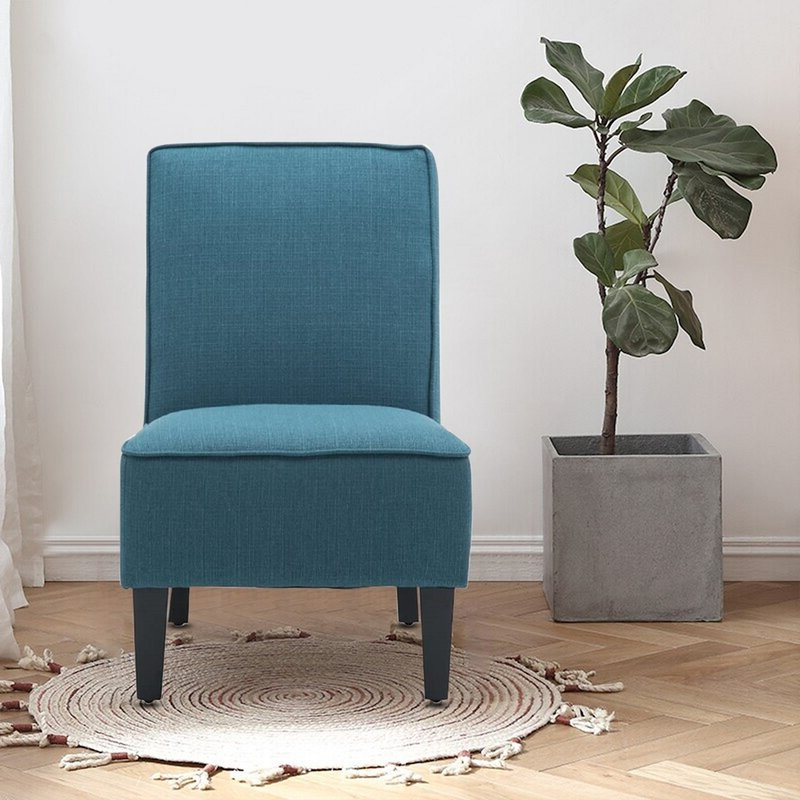 Well Known Aaliyaha Upholstered Slipper Chair Regarding Wadhurst Slipper Chairs (View 8 of 30)