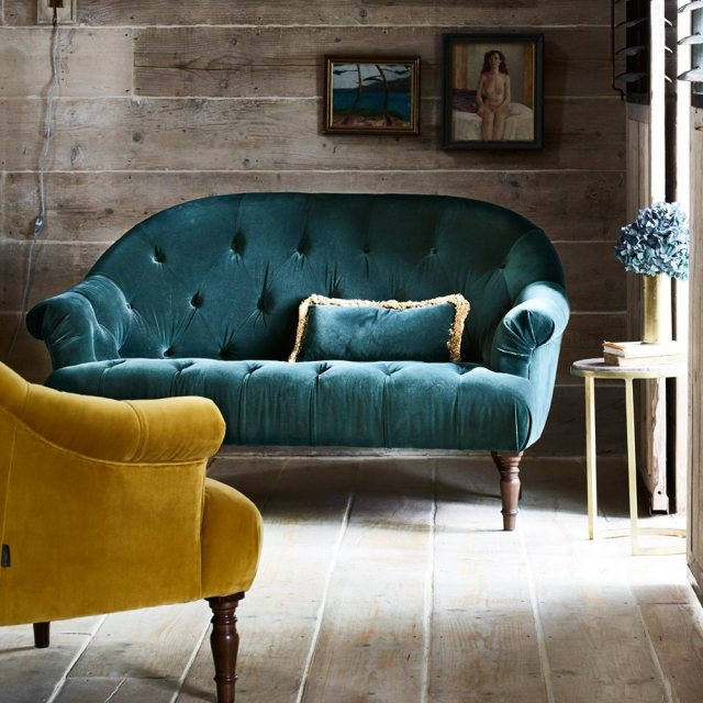 Well Known Alexander And James Imogen 2 Seater Sofa Within Alexander Cotton Blend Armchairs And Ottoman (View 25 of 30)