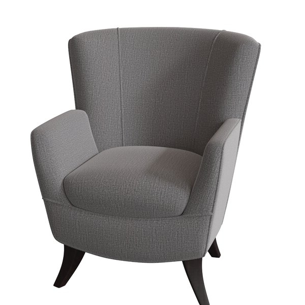 Well Known Alwillie Tufted Back Barrel Chairs Regarding Bow Back Chairs (View 26 of 30)