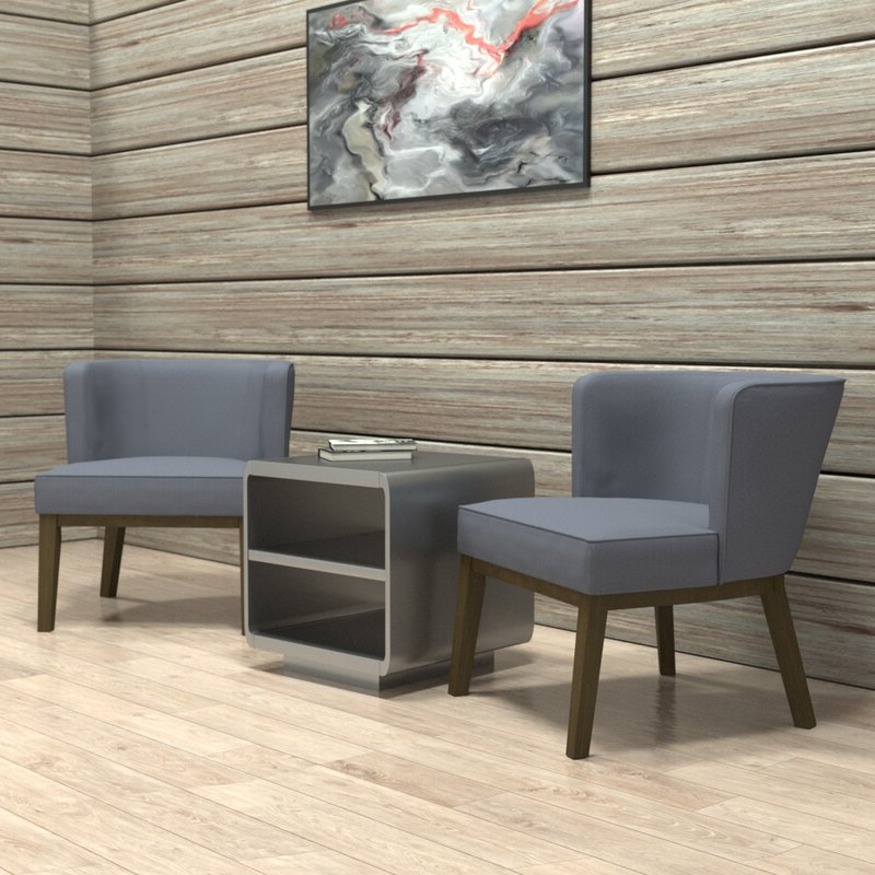 Well Known Barnard Polyester Barrel Chairs With Regard To Barnard Barrel Chair (View 13 of 30)