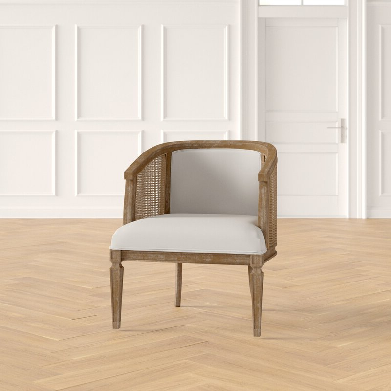 Well Known Briseno Barrel Chairs With Regard To Lindsey Barrel Chair (View 17 of 30)