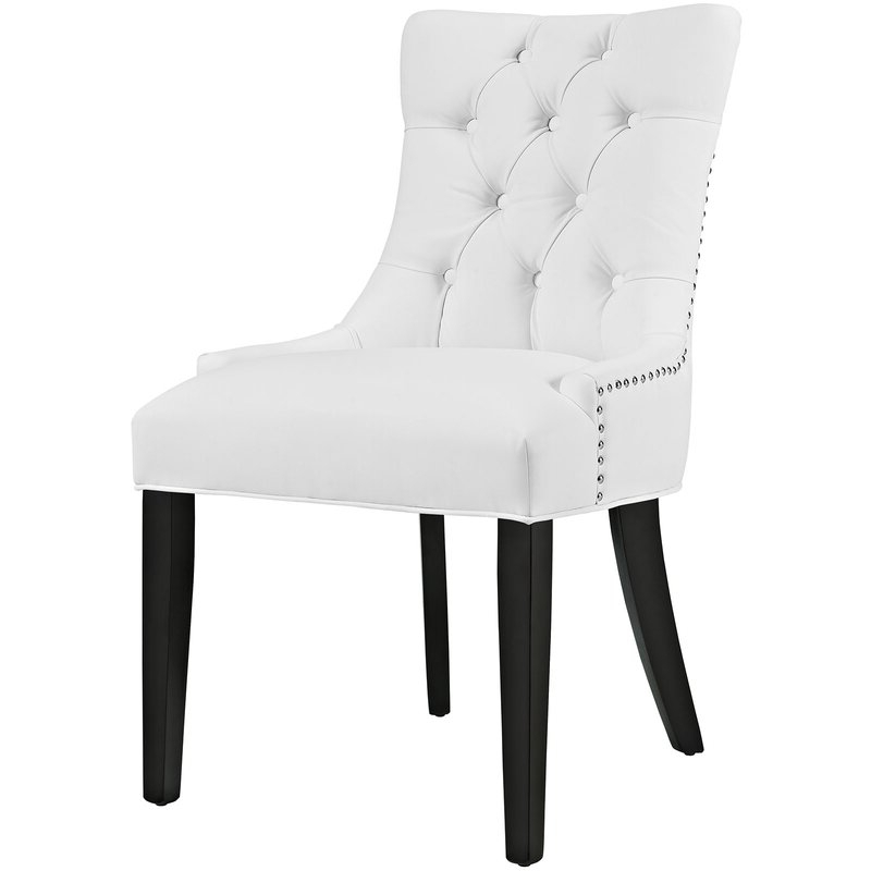 Well Known Chairs Pair Of Carlton Neutral Beige Upholstered Ring Back Regarding Carlton Wood Leg Upholstered Dining Chairs (View 19 of 30)