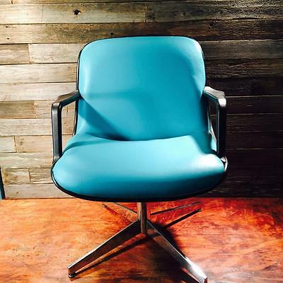 Well Known Goodyear Slipper Chairs For Post 1950 – Retro Office Chair – Vatican (View 30 of 30)