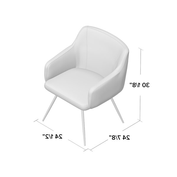 Well Known Hanner Polyester Armchairs Throughout Hanner Armchair (View 9 of 30)
