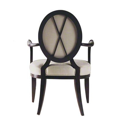 Well Known Hiltz Armchairs For Oval X Back Dining Arm Chair (View 14 of 30)