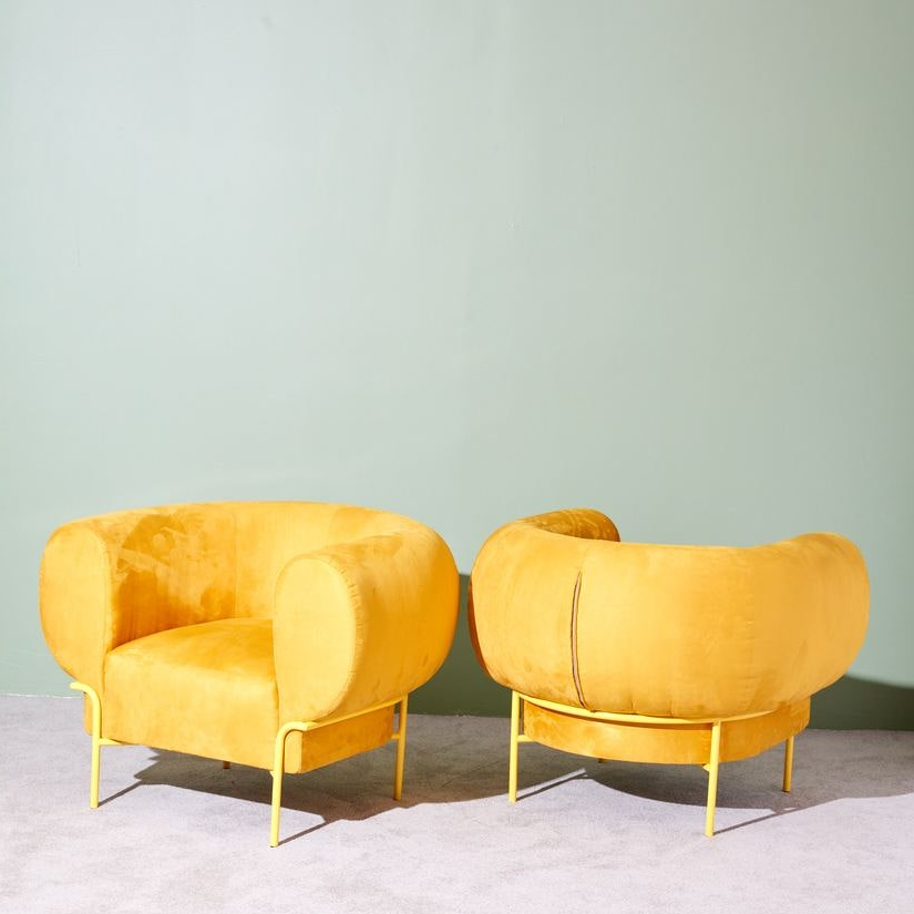 Well Known Live It Cozy Armchairs Throughout 18 Most Comfortable Chairs That Look Good Too (View 22 of 30)