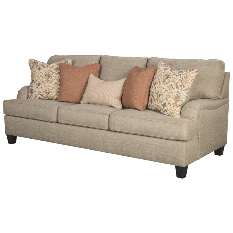 Well Known New London Convertible Chairs For Signature Designashley Almanza Queen Sleeper Sofa In Wheat – Walmart (View 29 of 30)