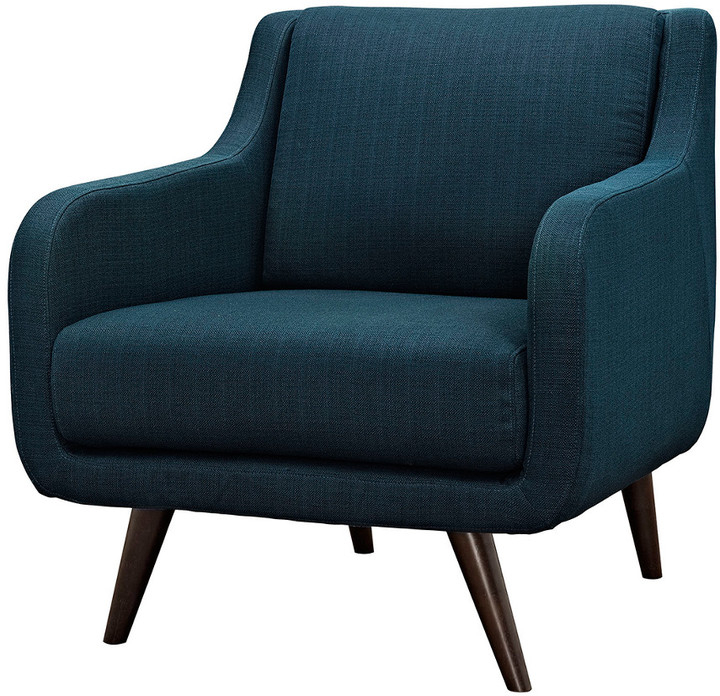 Well Known Verve Upholstered Fabric Armchair Regarding Armory Fabric Armchairs (View 9 of 30)