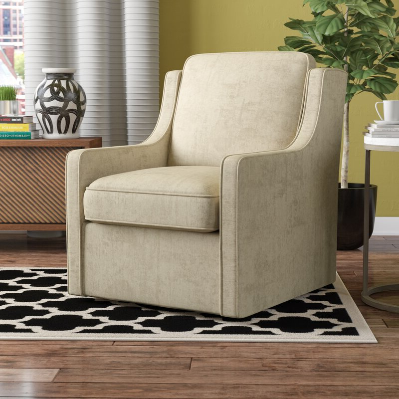 Well Known Vineland Polyester Swivel Armchairs Throughout Vineland Swivel Armchair (View 2 of 30)