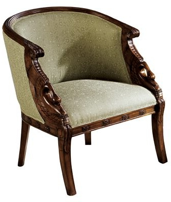 Well Liked Briseno Barrel Chairs Intended For Due Cigno Barrel Chair (View 30 of 30)